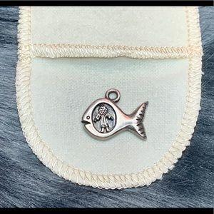 🐳 James Avery Jeep Collins Jonah whale charm